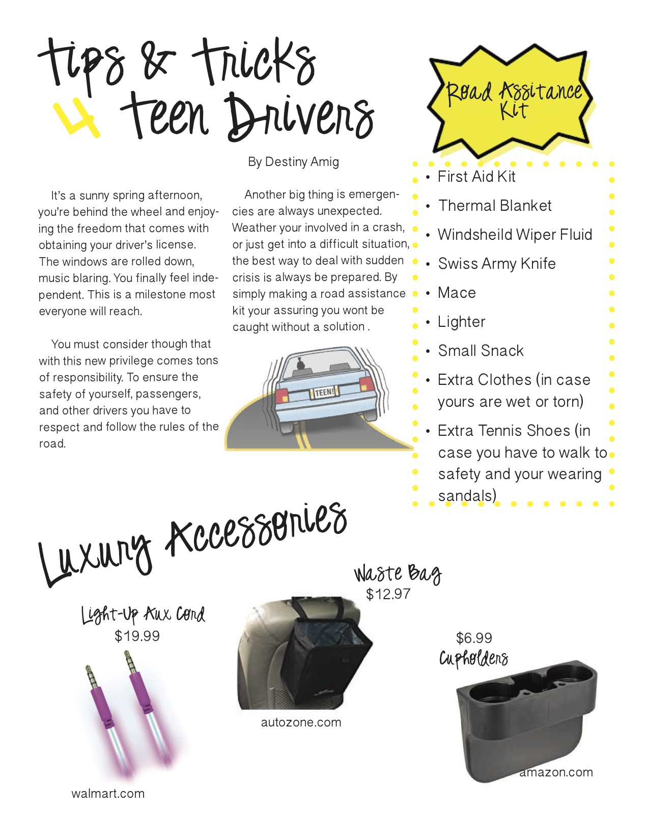 E.Teen DrivingChecklist 2 copy