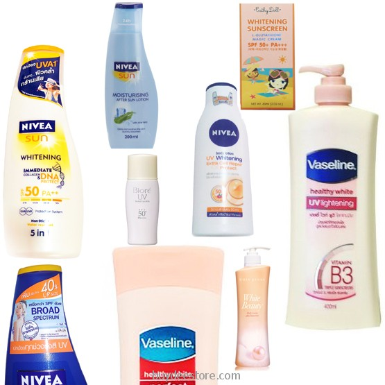 Body-Lotions-And-Sunscreen